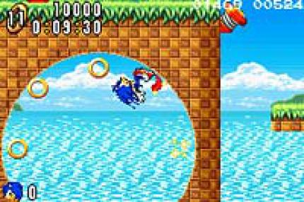 Sonic the Hedgehog Advance - Neue Screenshots