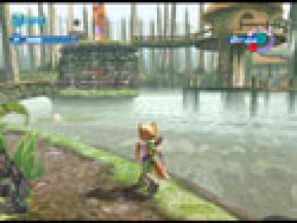 Neue GC Screens von StarFox Adventures