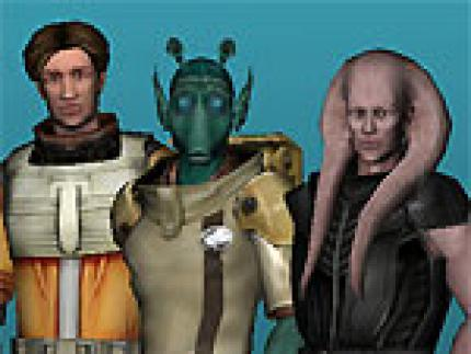 Star Wars Galaxies – Neue Infos