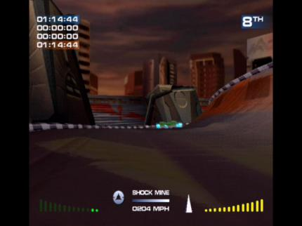 Magforce Racing: Future Racing - Leser-Test von YujiNaka