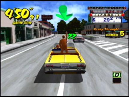 Crazy Taxi: Craaazy money on Gamecube! - Leser-Test von axelkothe