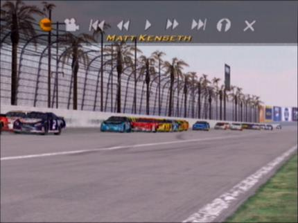 Nascar Heat 2002 im Gamezone-Test