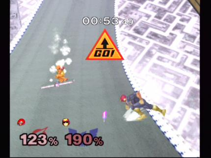Super Smash Bros. Melee: Super Smash Bros. Melee  - Leser-Test von Dk