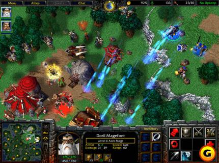 Warcraft 3: Reign of Chaos beta Tests