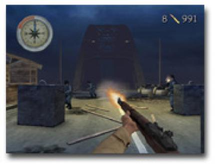 Medal of Honor auch für die PS2