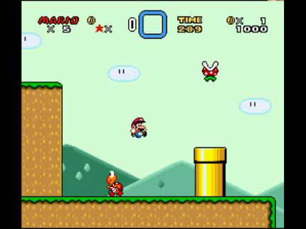 Super Mario World: Mario vs. Bowser - Leser-Test von Dansk