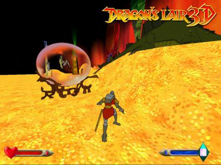 Dragon's Lair 3D - Neue Screenshots