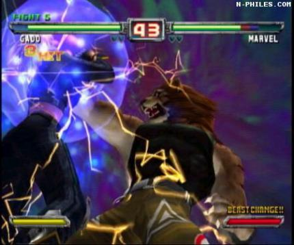 Bloody Roar: Primal Fury – Neue Screenshots