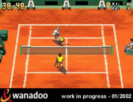 Roland Garros 2002 – Neue Screenshots