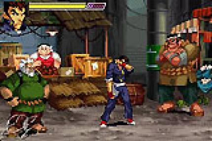 Gekido Advance – Erste Screenshots