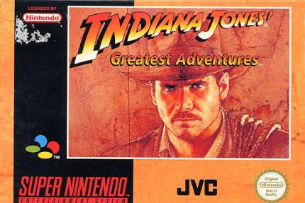 Indiana Jones: Indy strikes back  - Leser-Test von bartsimpson83