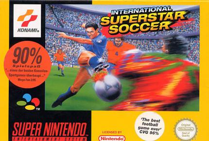 International Superstar Soccer: ISS on SNES - Leser-Test von Luigi