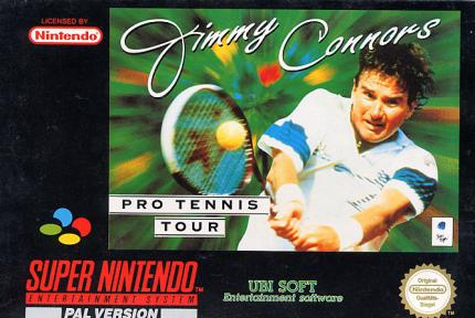 Jimmy Connors Tennis: Hier kommt Jimbo Connors - Leser-Test von denjuandemarco