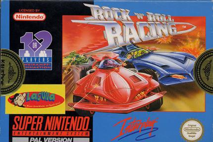 Rock n Roll Racing: Rock, Racing and Rockets - Leser-Test von lidofrin