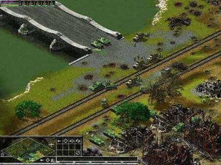 Sudden Strike 2 - neue Screenshots