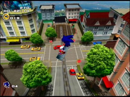 Sonic Adventure 2: Battle - Highspeed der Extraklasse - Leser-Test von Dgbz14
