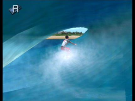 Sunny Garcia Surfing im Gamezone-Test