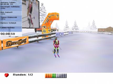 Biathlon 2002 im Gamezone-Test