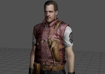 Video von Barry Burton (Biohazard)