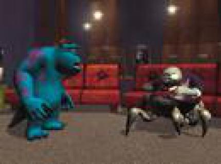 Monsters Inc. – Erste Screenshots