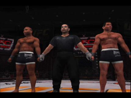 UFC Tapout im Gamezone-Test