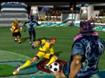 Sega Soccer Slam – Neue Videos