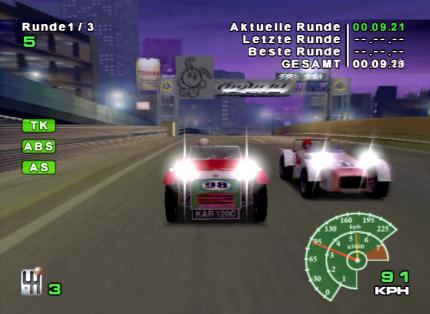 Lotus Challenge im Gamezone-Test