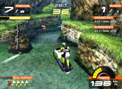 Jet Ski Riders im Gamezone-Test