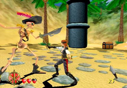 Pirates: The Legend of Black Kat im Gamezone-Test