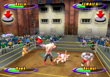 Legends of Wrestling im Gamezone-Test