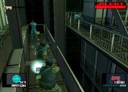 Metal Gear Solid 2: Sons of Liberty - Legendäre Schleichaction - Leser-Test von flip