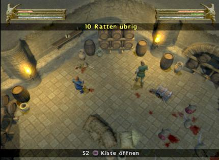 Baldur's Gate: Dark Alliance - Dungeon and Dragons für PS2 - Leser-Test von titus6868