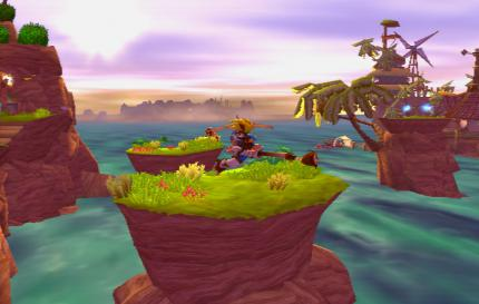 Jak and Daxter: The Precursor Legacy - Endlich ein Jump´n´Run Hit ! - Leser-Test von Unterland
