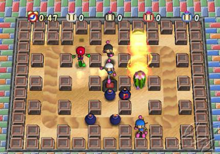 Neue Videos zu Bomberman Generations
