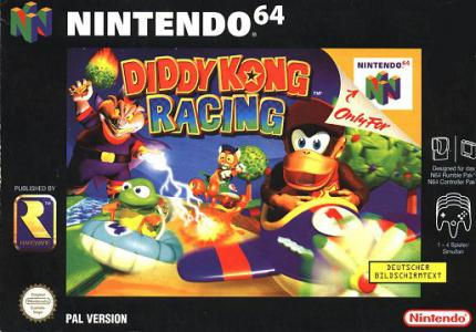 Diddy Kong Racing: Angriff auf Mario Kart - Leser-Test von perfect007