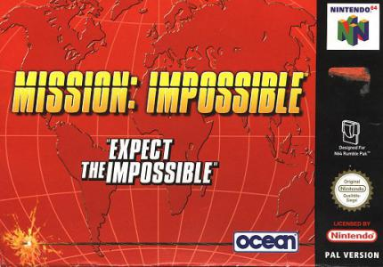 Mission: Impossible - Mission Impossible - Leser-Test von Finalland