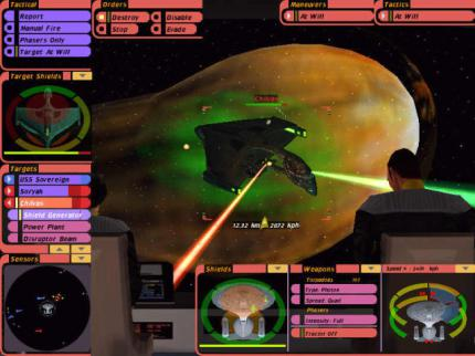Bridge Commander - Star Trek: The Captains Chair - Leser-Test von ShadowAngel