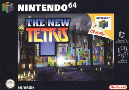 The New Tetris: Tetrisfun pur !! - Leser-Test von perfect007