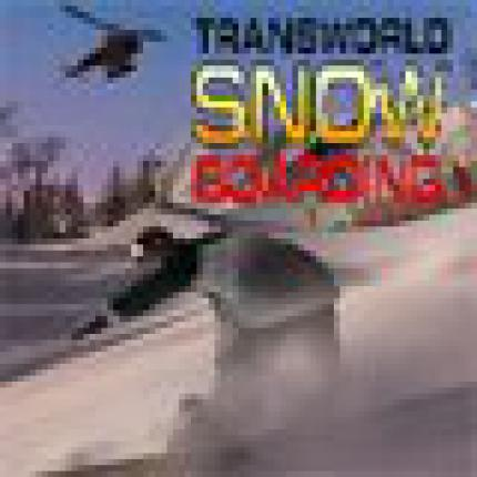 Transworld Snowboarding: Neue Screenshots