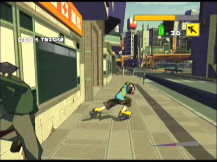Jet Set Radio Future: Beats Comeback - Leser-Test von Xcube2