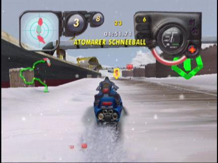 Arctic Thunder im Gamezone-Test