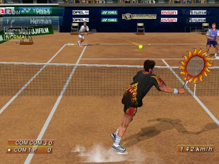 Virtua Tennis – Neue Screenshots
