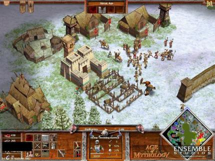 "Neues über ""Age of Mythology"" !"