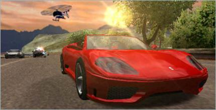 NfS: Hot Pursiuit 2 – Website online