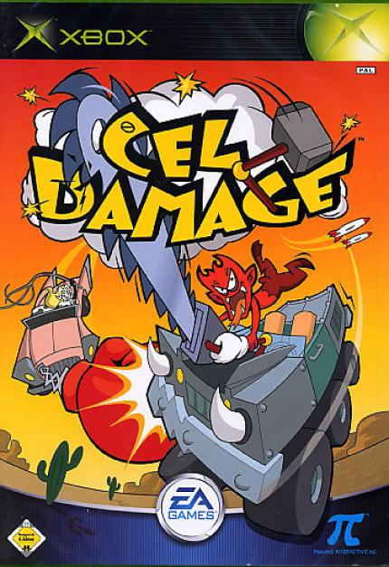 Cel Damage im Gamezone-Test