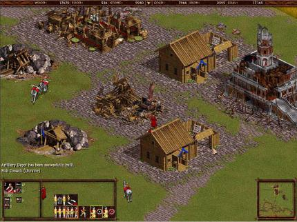 Cossacks: Back To War – Erste Screenshots und Infos