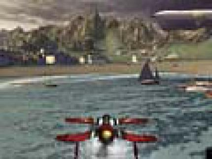 Crimson Skies: High Road to Revenge – Neue Screenshots plus Preview