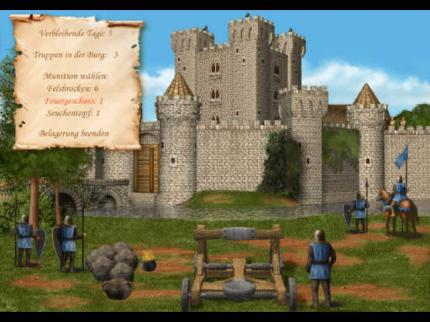 Defender of the Crown - Collector's Edition im Gamezone-Test
