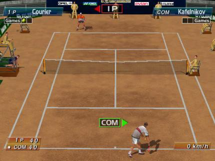 Virtua Tennis: Sega Professional Tennis - Budget Hit - Leser-Test von karaokefreak