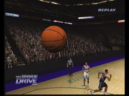 NBA 2002 Inside im Gamezone-Test